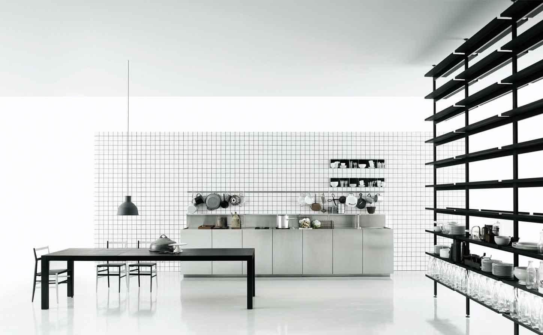 eleganza italiana muebles cocina Boffi