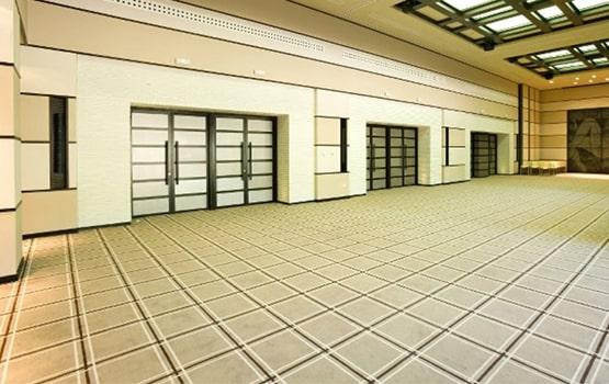 espacio amplio donde ubicar un gimnasio en casa.